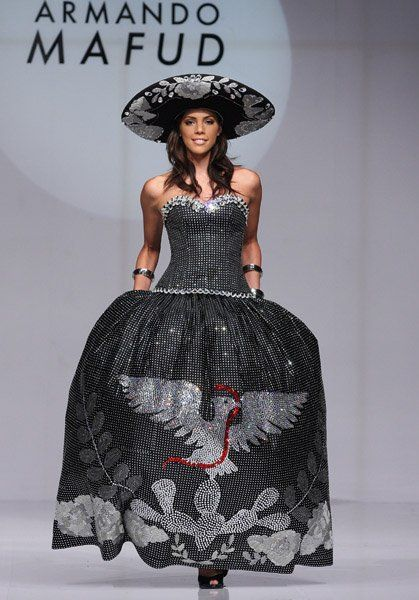 Mexico Fashion Week: Armando Mafud Spring 2009 | POPSUGAR Fashion