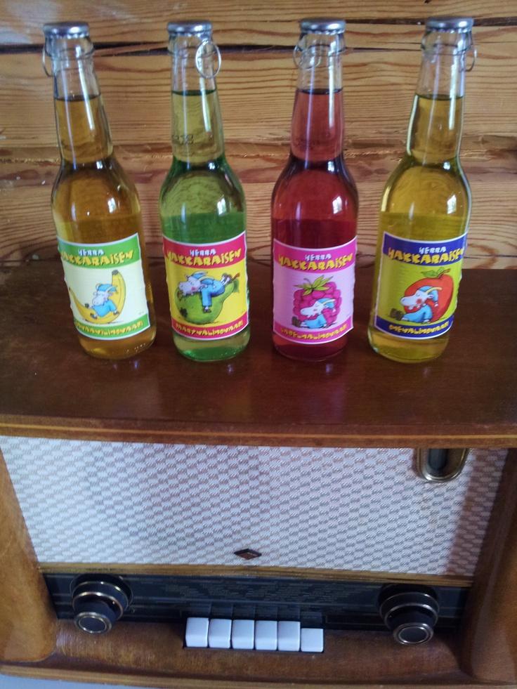 Herra Hakkaraisen limonadit Laitilasta