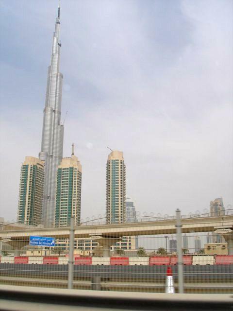 Burj Khalifa Dubai 2015