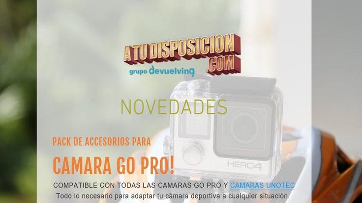#accesorioscamaragopro