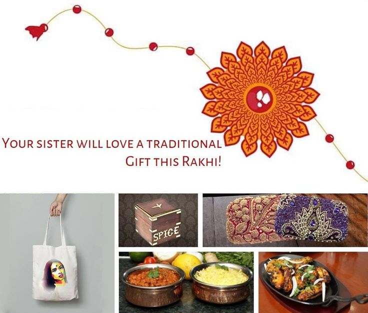 Show Brotherly Love on Raksha Bandhan! Shop now with Go.desi- The 24*7 online store.