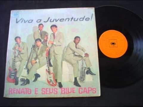 Menina Linda - Renato e Seus Blue Caps (Lp 1977).wmv