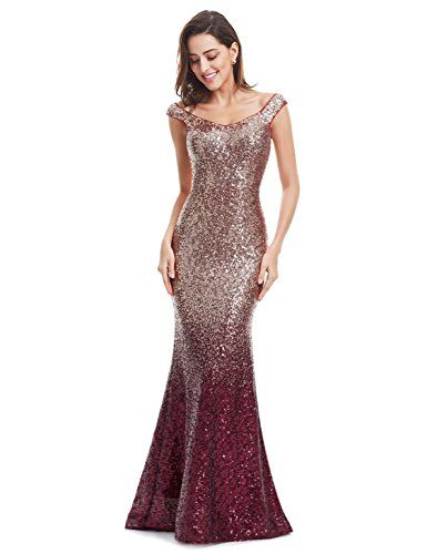 Imagine all eyes on you at your next  formal event in this bling dress. The form-fitting sequined bodice of this formal dress will move with you, not against you. The curve-creating fit-and-flare tulle skirt dress made to be twirled…