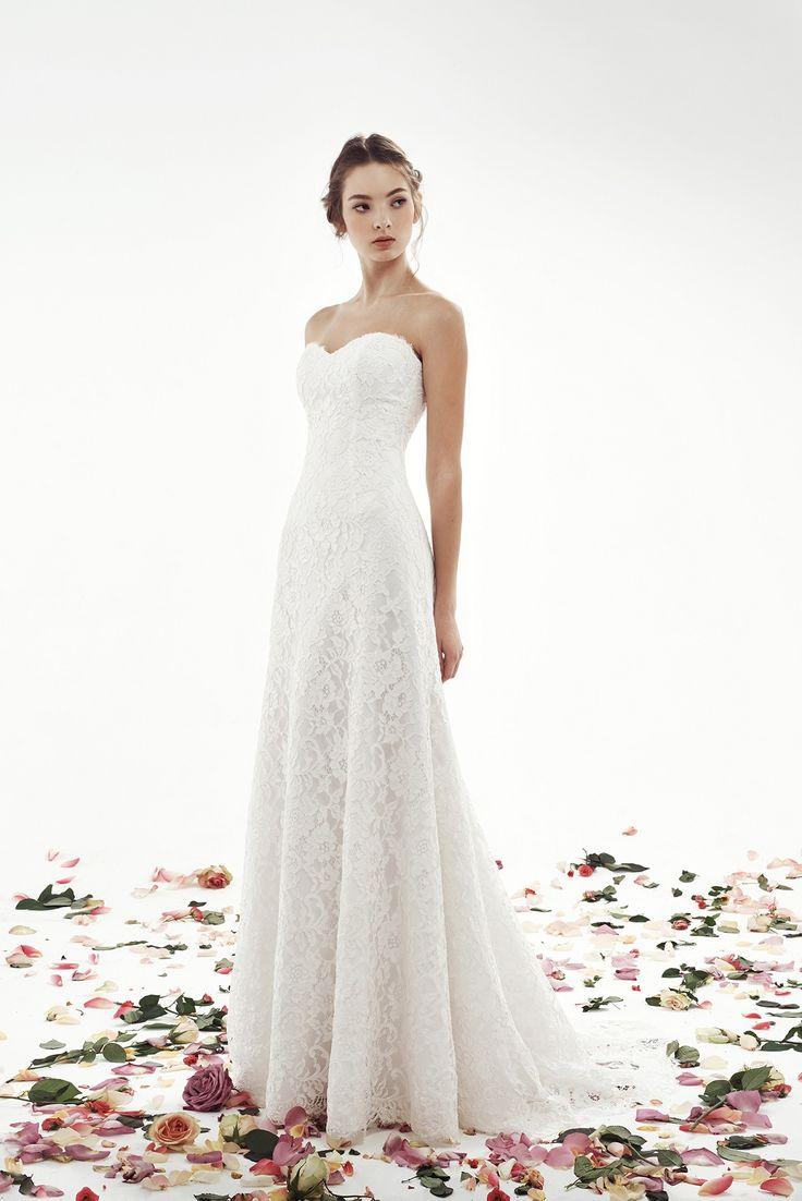 Свадебное платье Алика
