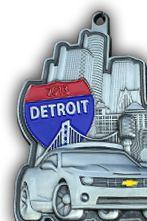 Detroit Free Press/Talmer Bank Marathon » Detroit Chevy Dealers International Half-Marathon