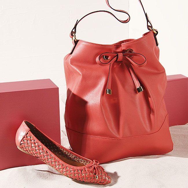 Combo do <3 #shoestock #verao2015 #desejos #wishlist #colorful #red - Ref 16.03.0494 - 13.04.0051 b