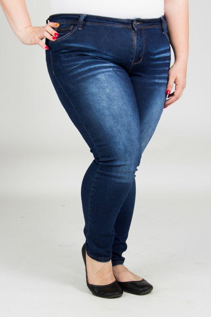 Taryn Curvy Jeans