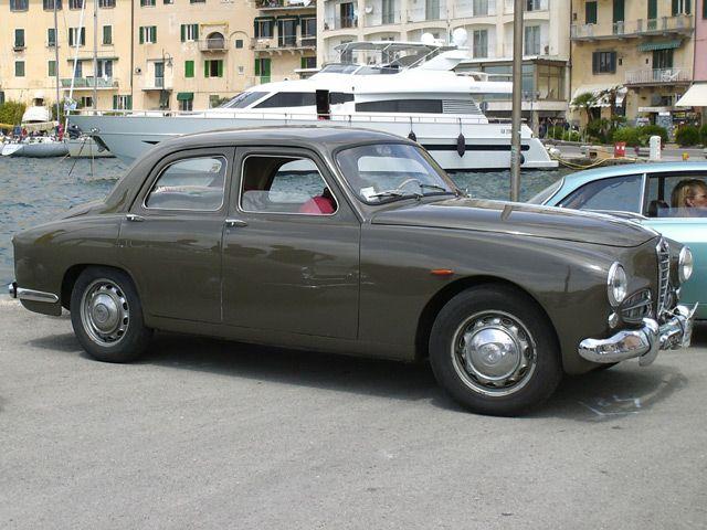 Alfa Romeo 1900 TI Berlina – Classic Car Charter