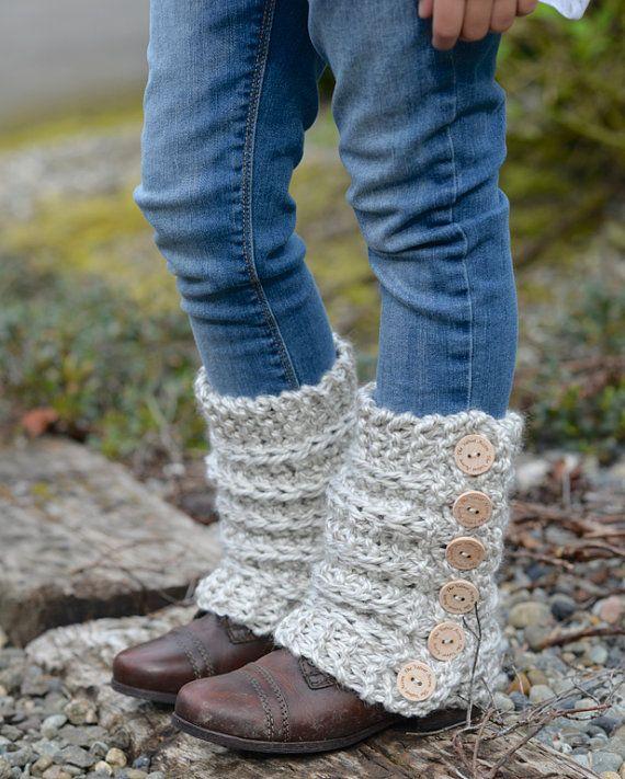 Knitting PATTERN-The Siltstone Scarf Set Small Medium Large