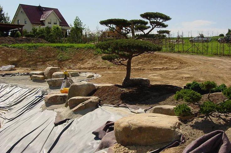 japanische gärten und Zengärten, neue Projekte von Japan-Garten-Kultur in Thüringen