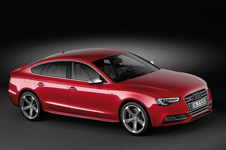 Audi S5 Sportback 2012