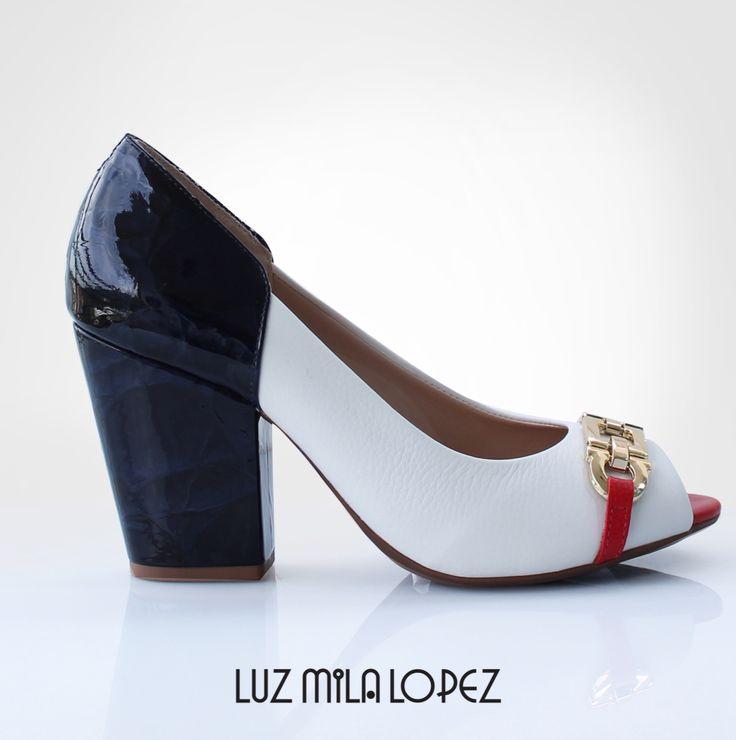 De brasil para Ibague, los mejores zapatos do mundo ahora ahora en LUZ MILA LOPEZ