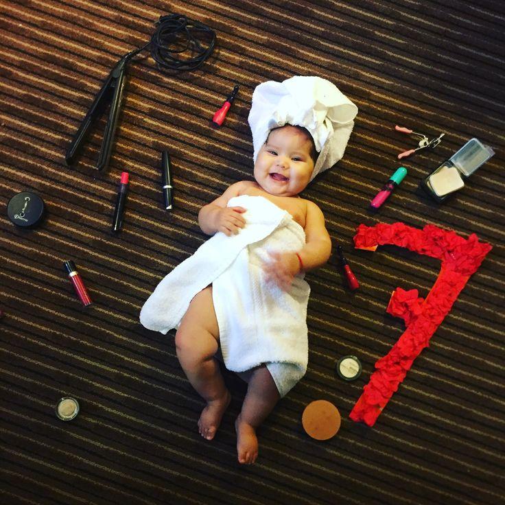 Cumplemes #bebe #Cumplemes