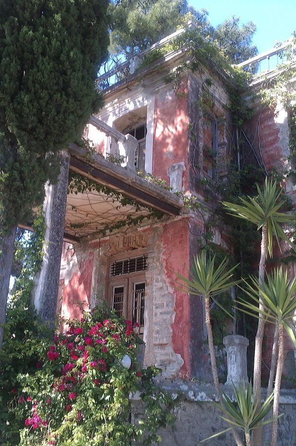 Colonial Samos Island, Greece