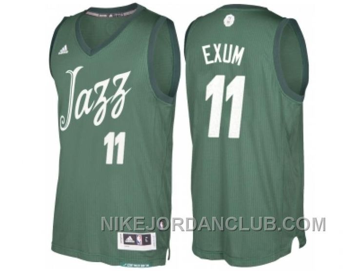 http://www.nikejordanclub.com/mens-utah-jazz-11-dante-exum-green-2016-christmas-day-nba-swingman-jersey-hgdty.html MEN'S UTAH JAZZ #11 DANTE EXUM GREEN 2016 CHRISTMAS DAY NBA SWINGMAN JERSEY HGDTY Only $19.00 , Free Shipping!