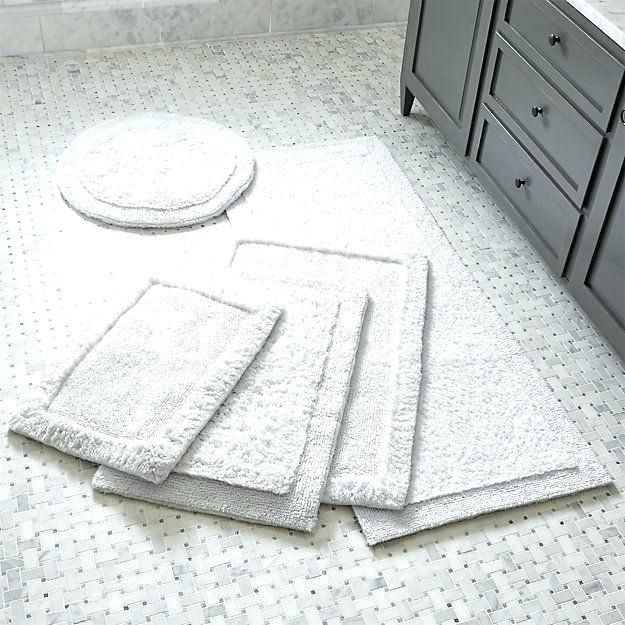 Modern 4 Piece Bathroom Rug Set In 2020 Rug Sets Bathroom Rug Sets Black Bathroom Rug Set
