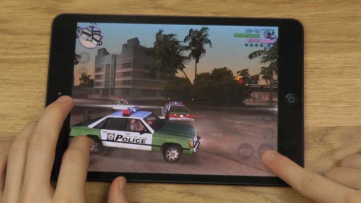 GTA Vice City iPad Mini Gameplay Review (+playlist)