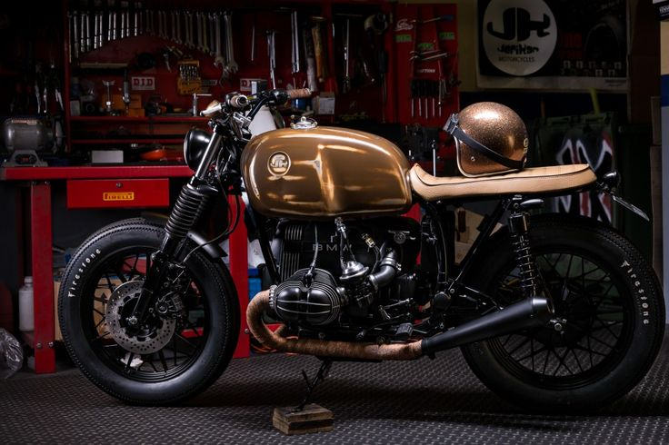 BMW R65 by Jerikan ~ ORIGINALITY AND TASTE