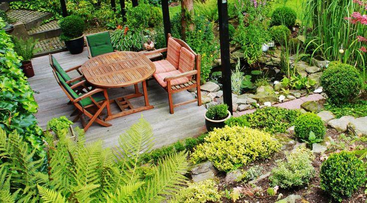 Oltre 25 fantastiche idee su progettare il giardino su - Progettare il giardino ...
