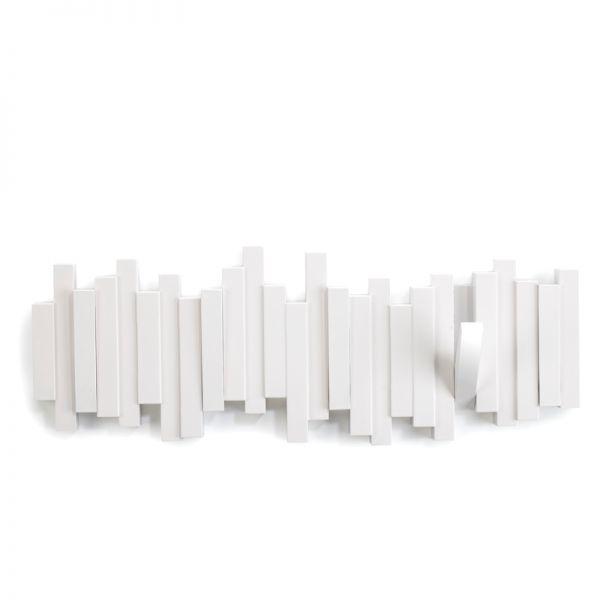 Wieszak Umbra Sticks 5 haków biały - All4home | Wyposażenie i Dekoracja Wnętrz, Prezenty