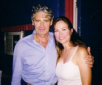 Michael Nouri & Linda Eder in the musical 'Camille Claudel'