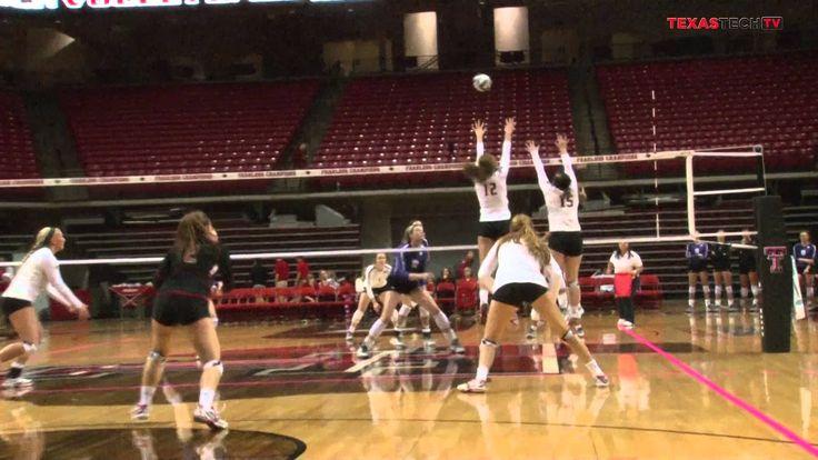 Texas Tech Volleyball vs. Kansas St