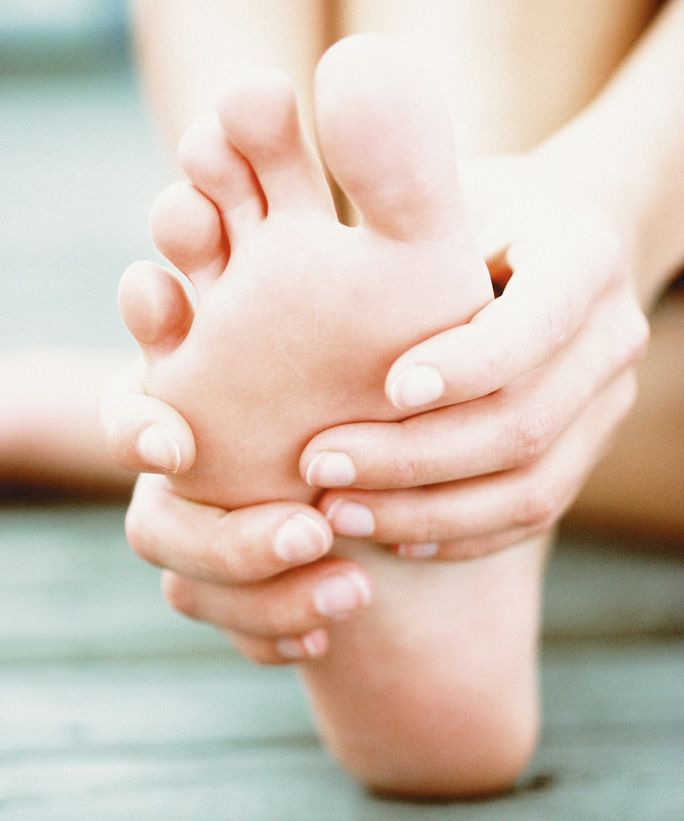 Here's How to Take Care of Your Feet from InStyle.com