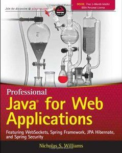 Professional Java for Web Applications Pdf Download
