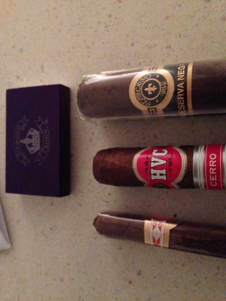 Cubaanse sigaren, love it