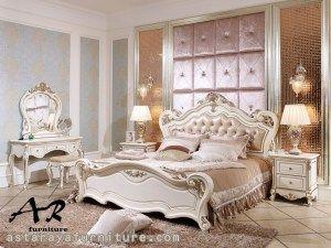 Set Kamar Tidur Dewasa Luxury Bedroom Terbaru