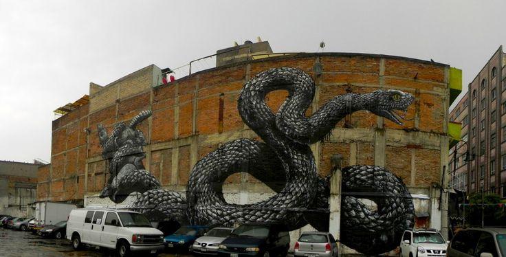 Уличное искусство: самые известные street-художники и их шедевры<br><br>#album_contemporary<br>#album_various