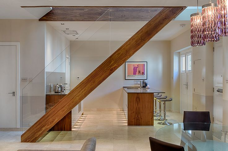 The mews Chelsea Interior Design by Clare Topham