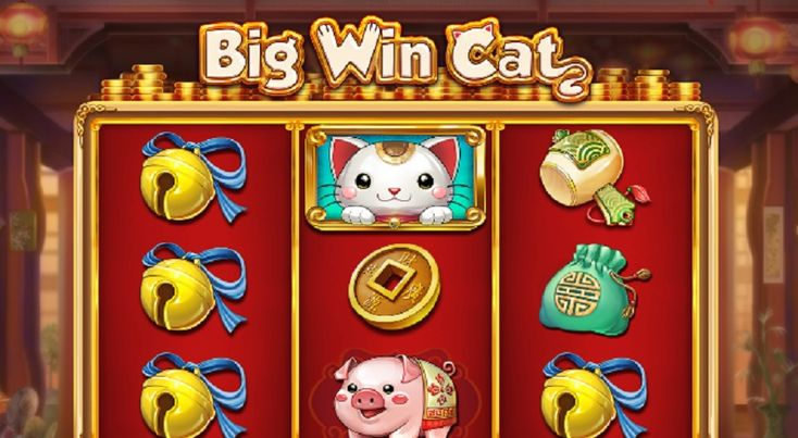 Play Online slot machine Big Win Cat and many other popular online casino games now. #Onlineslotmachine #BigWinCat