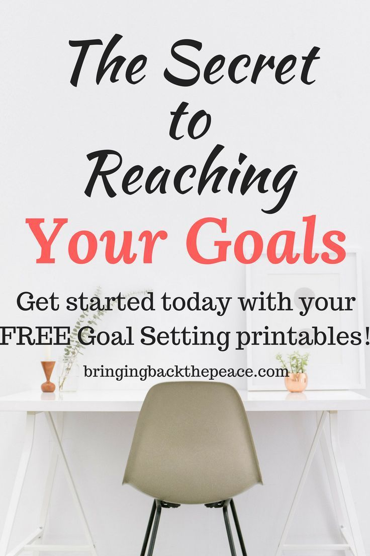 We all set goals for our life, but are you setting goals that you can accomplish? This tip will help you in your goal setting process and succeed in reaching your goals. Try it today!