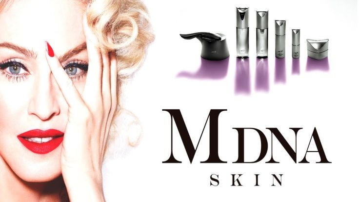 Madonna to launch new skin care line MDNA SKIN 2017