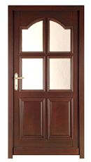 Vchodové dveře Sapeli - Brusel. Více na http://www.dodo-dvere.cz/cz/k/Vnitrni-dvere-sapeli.aspx