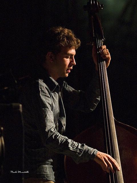 Enrico Rava  (Il bassista) by Nicola Muscatiello, via Flickr