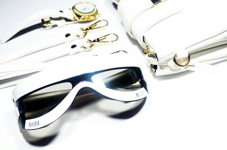 Storm trooper goggles shades