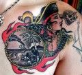 Get a Pirate Themed Tattoo: Pirate Skull Tattoos and More