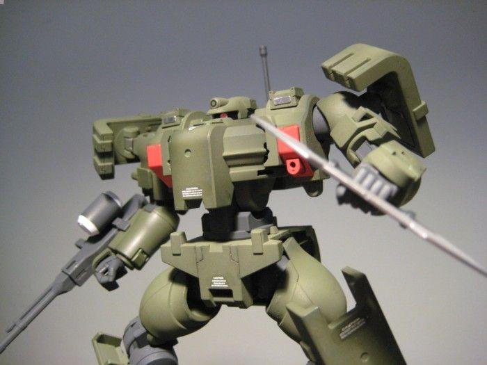 GUNDAM GUY: 1/144 HRL Tieren (Gundam 00)