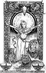 Tom Fleming-  fantasy art