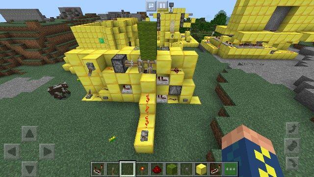 ドア ピストン 3 マイクラ 3 【マイクラ】統合版にも対応!超コンパクトな2段ピストン(エクステンダー)の作り方