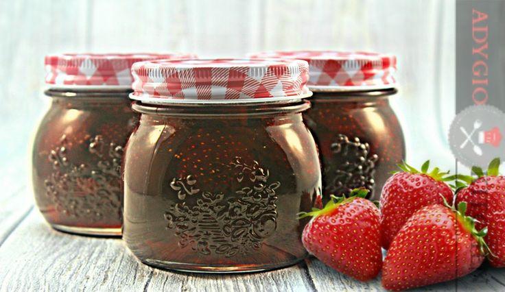 Dulceata de capsuni | Adygio Kitchen