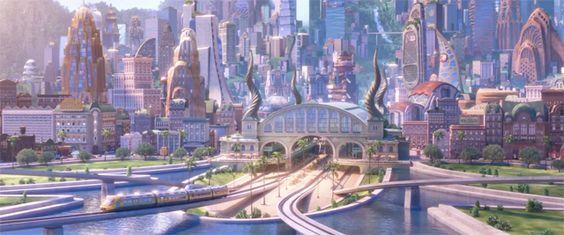 New Zootopia Clip: Judy Hopps Arrives in the City http://ift.tt/205Rr2N http://ift.tt/1masbeq: