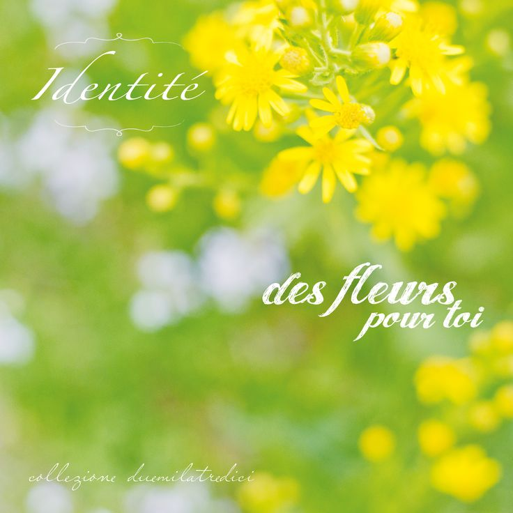 """Sboccia da materiali di riciclo la collezione Identité """"Des fleurs pour toi"""". Piccole dalie coronano bottoni vintage e cialde di caffè usate, oppure diventano orecchini che profumano di prati in fiore. Luminosa come un giorno di primavera, """"Des fleurs pour toi"""" riscalda il tuo stile con un tocco di colore e romanticismo.  http://identitegioielli.wordpress.com/"""
