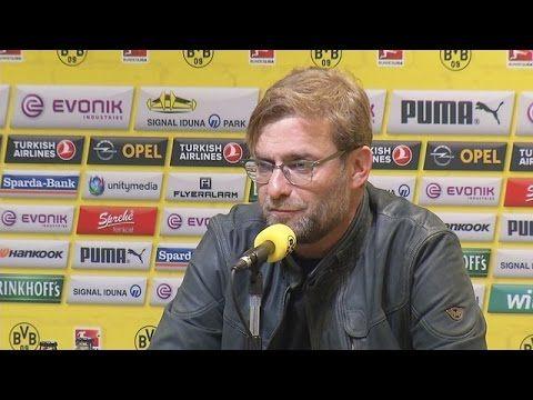 Pressekonferenz: Jürgen Klopp vor dem Heimspiel gegen den SC Paderborn | BVB total! |