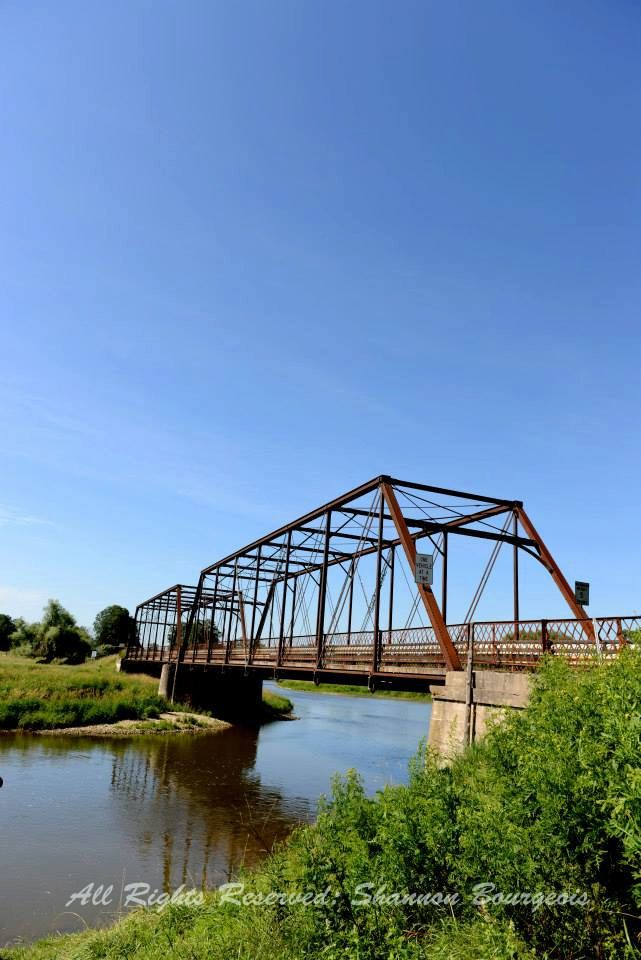 Conestogo Bridge part 2 by BourgeoisPhoto on Etsy, $10.00