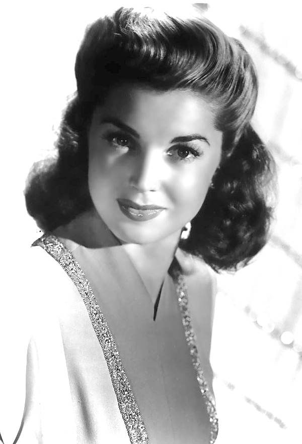 Beautiful Women: Esther Williams list