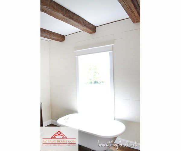 Faux Wood Beam Inspiration For The Cottage Kitchen Pick