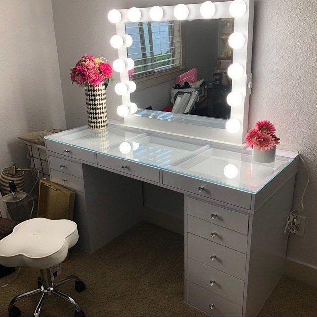 36x30low Shippinghollywood Vanity Mirror Etsy Hollywood Vanity